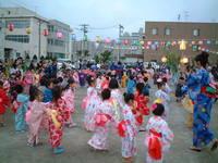 子ども盆踊りのサムネール画像