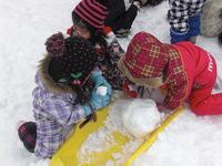 雪運びのサムネール画像のサムネール画像