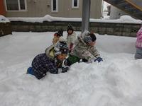 雪山のサムネール画像