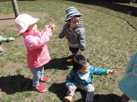 園庭遊び③のサムネール画像