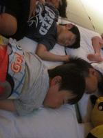 寝顔のサムネール画像