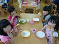 お泊ま会 朝食のサムネール画像