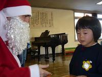英語のクリスマスパーティーもありました